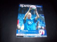 Chesterfield v Lincoln City, 2010/11